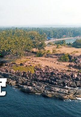 जय गणेश मंदिर व राजकोट किल्ला – मालवण I Rajkot Fort Malvan I Konkan Durgwari Ep 6